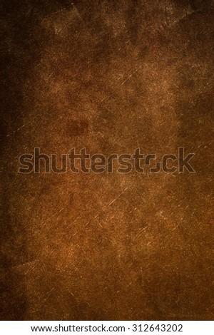 Brown canvas texture background. #312643202
