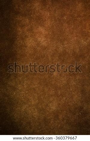 Brown canvas texture background. #360379667