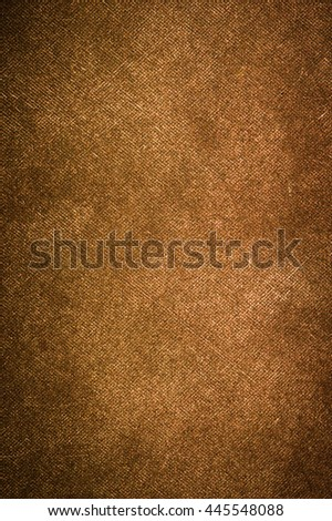 Brown canvas texture background. #445548088