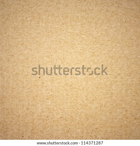 brown cardboard closeup texture for background
