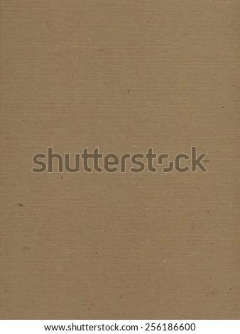 Brown Cardboard/Paper Background