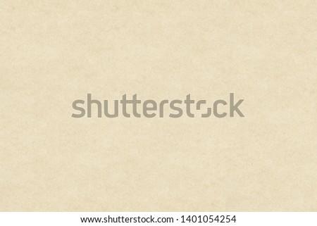 Brown cardboard paper sheet texture background. #1401054254
