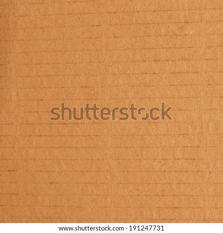 Brown cardboard paper useful as a background