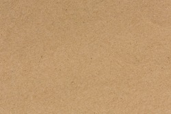 Brown cardboard sheet of paper background