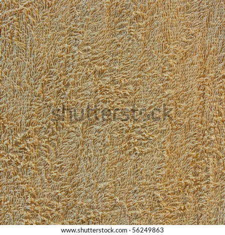 brown cloth towel texture