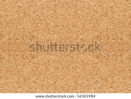 brown cork texture, background