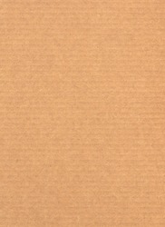 brown corrugated cardboard texture useful as a background, soft pastel colour