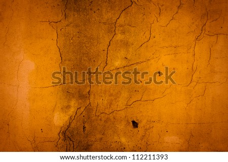 Brown dirty plaster wall background wallpaper