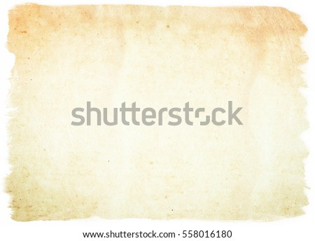 brown empty old vintage paper background. Paper texture #558016180