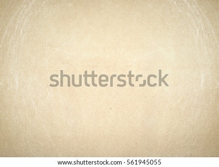 brown empty old vintage paper background. Paper texture - Shutterstock ID 561945055