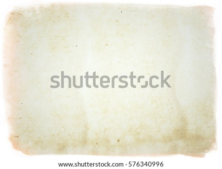 brown empty old vintage paper background. Paper texture - Shutterstock ID 576340996