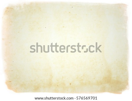 brown empty old vintage paper background. Paper texture - Shutterstock ID 576569701