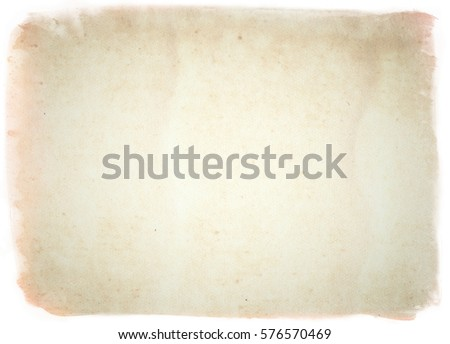 brown empty old vintage paper background. Paper texture - Shutterstock ID 576570469