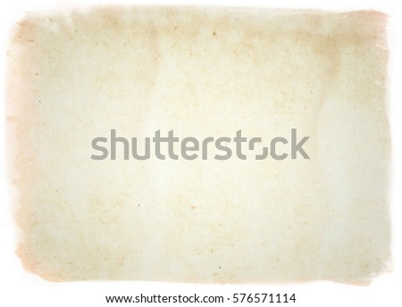 brown empty old vintage paper background. Paper texture - Shutterstock ID 576571114