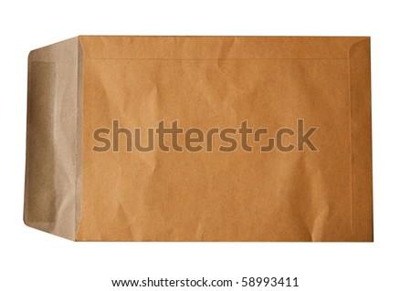 Brown envelope document