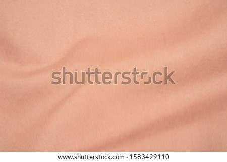 Brown fabric background, Brown fabric texture. Brown fabric backdrop, Cloth cotton, wool background. Vector background, Renovate frame grimy backdrop, background, wallpaper, Empty, canvas.