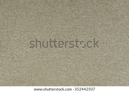 brown fabric texture. Creative concept #352442507