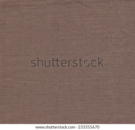 Brown fabric texture for background. Texture sack sacking country background