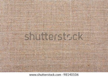 Brown Fabric Texture may be used as background