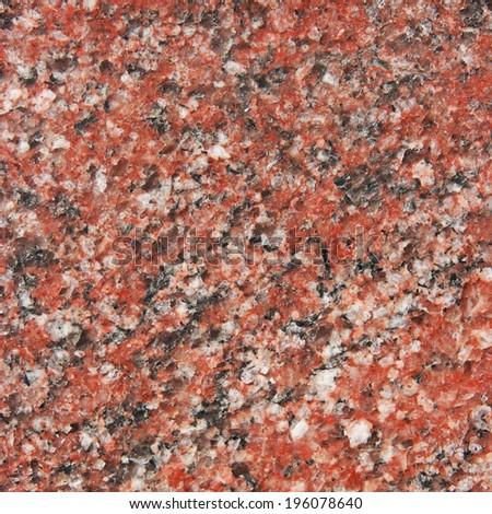 Brown granite background with natural pattern. Natural granite.