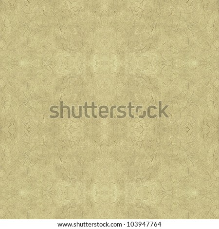 Brown  handmade mulberry paper