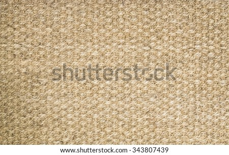 brown hemp carpet,rug  texture background,Ready for product display montage.