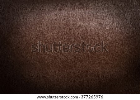 brown leather and Beautiful pattern background