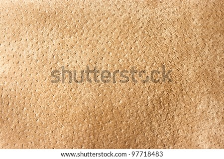 Brown leather for background usage
