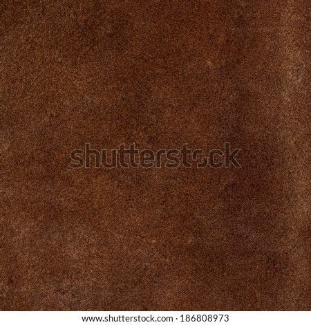 brown leather texture  #186808973