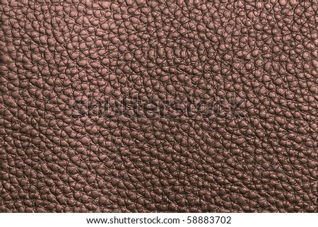 brown leather texture