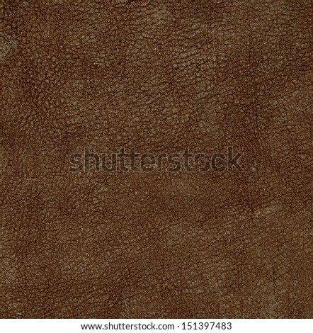 brown leather texture as background  #151397483