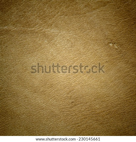 Brown leather texture background #230145661