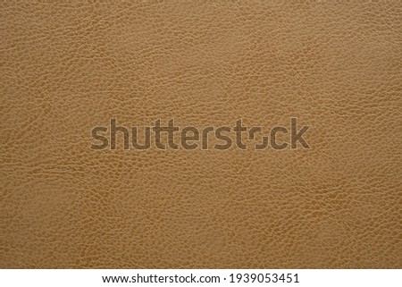 Brown leather texture background close up Foto stock ©
