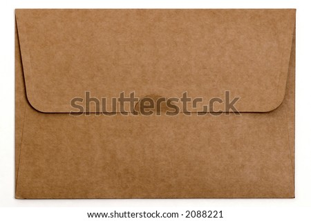how to write on a manila envelope