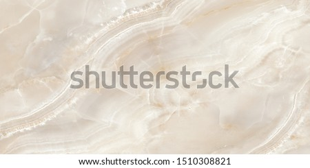 brown marble design with onyx design natural marble finish surface Foto stock ©