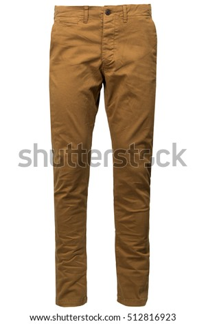 Brown pants #512816923