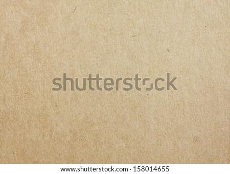 Brown paper ストックフォト ©