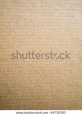 Brown paper card board vertical for web background