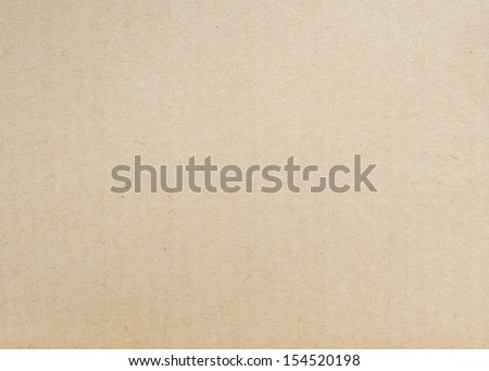 Brown paper cardboard texture