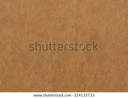 Brown paper. Paper background