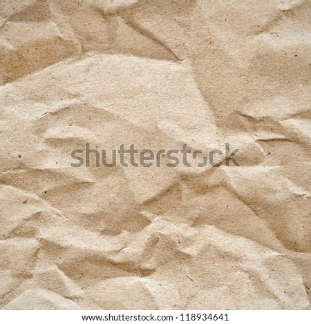 brown paper texture and background