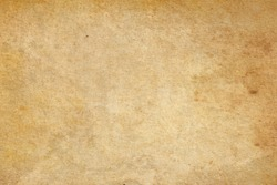 Brown paper texture. Vintage paper background