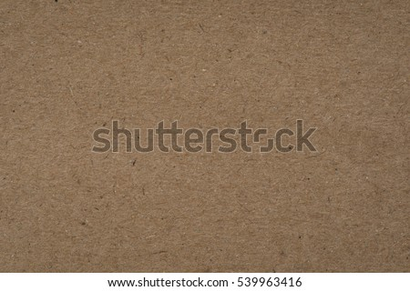 Brown paper textured and background, Craft paper