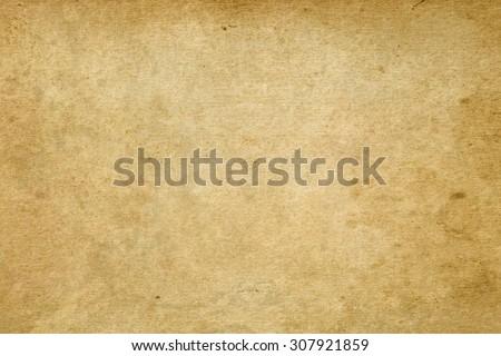 Brown paper. Vintage paper #307921859