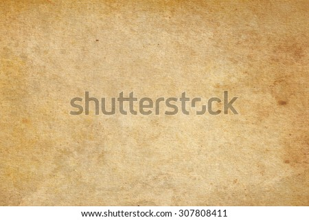 Brown paper. Vintage paper background