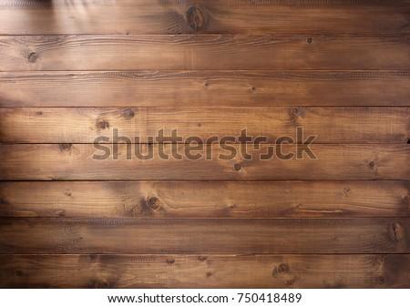 brown plank wooden background...