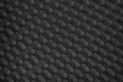 Brown plastic weave for closeup textured background