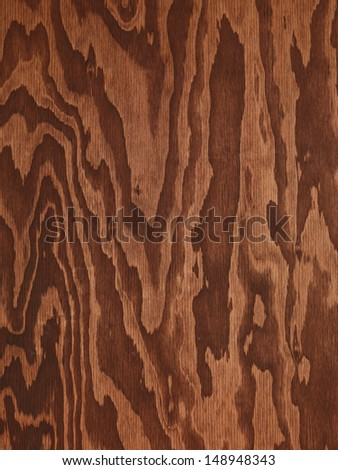 Brown plywood abstract contrast wood texture background