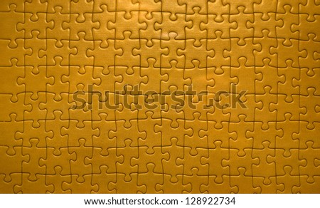 Brown puzzle texture