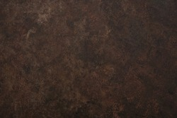 Brown red texture painted on canvas.Artist  primed cotton mottled grunge background.